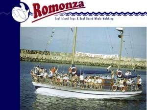 Romonza Seal Island Trips