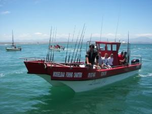 Mossel Bay Fishing Charter