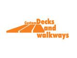 Custom Decks and Walkways