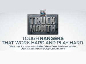 Truck Month at Mossel Bay Ford