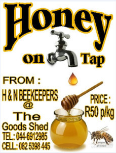 Buy Honey On Tap in Mossel Bay