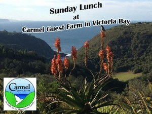 Sunday Lunch in Victoria Bay