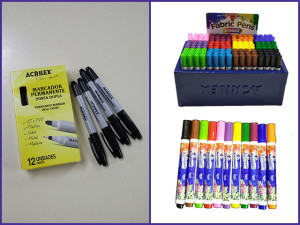 Fabric Pens Available at Fabric World in George