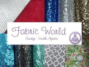 Beautiful Fabrics from Fabric World in George