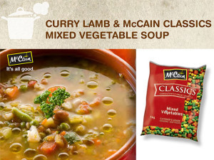Frozen Foods Factory Shop George Lamb Soup Recipe