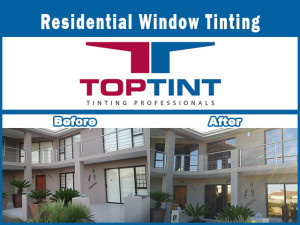 Residential Window Tinting in George