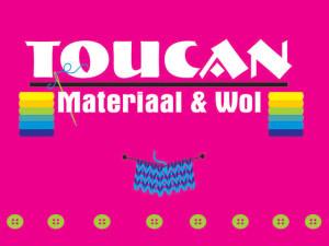 Toucan Materiaal en Wol in Mosselbaai Brei Uit
