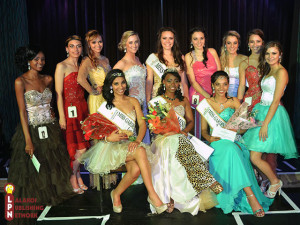 Miss Garden Route and Klein Karoo 2015 Winners