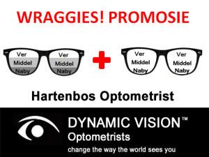 Multifokale Lense Wraggies op Promosie by Hartenbos Oogkundiges