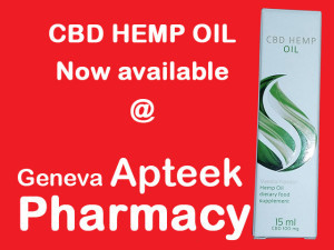 CBD Hemp Oil Now Available in George