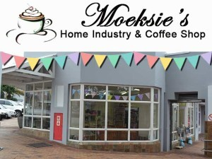 Moeksie's Coffee Shop in Mossel Bay
