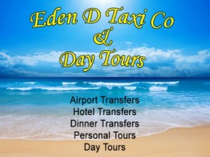Eden D Taxi Co and Day Tours