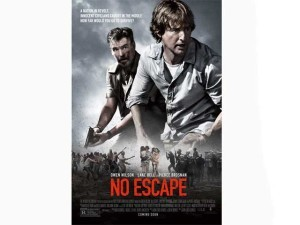 No Escape DVD available from end of February 2016 at Just Movies Hartenbos