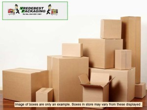 Boxes and Packaging Supplies in Mossel Bay