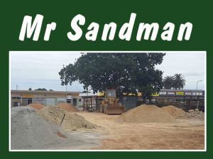 Supplier of Stone and Sand in the Garden Route