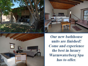 Warmwaterberg Spa Special Offer on Accommodation