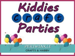 Kiddies Craft Parties in Great Brakriver