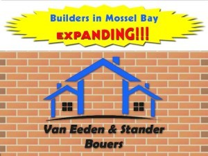 Builders in Mossel Bay Expanding