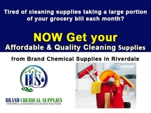 Cleaning Supplies in Still Bay and Riversdale