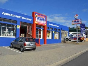 United Paints Mossel Bay