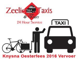 Vervoer Vir Knysna Oesterfees 2016 Feesgangers