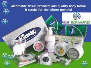 Winter Care Products at Brand Chemical Supplies in Mossel Bay