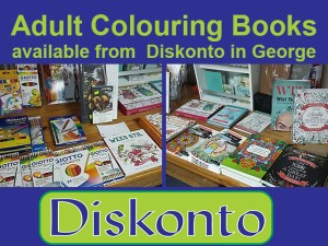 Adult Colouring Books in George