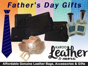 Father's Day Gifts from Karoo Leather