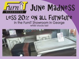 FurniT Furniture Sale Now On In George