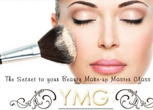 Make-up Master Classes by Make-up Artist in Mossel Bay