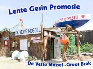 De Vette Mossel Lente Promosie