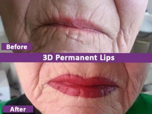 3D Permanent Makeup in George