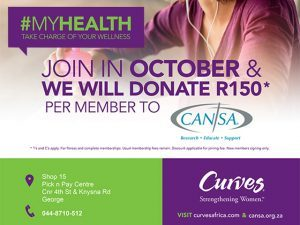 Take Charge of Your Wellness With Curves George