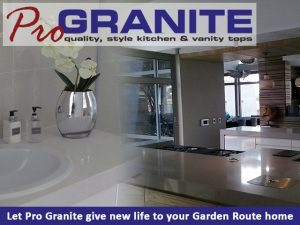Granite and Marble Counter Tops in the Garden Route
