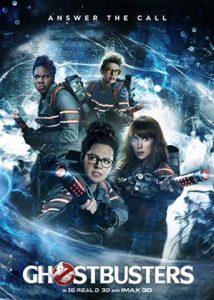 Ghostbusters DVD Rental in Hartenbos