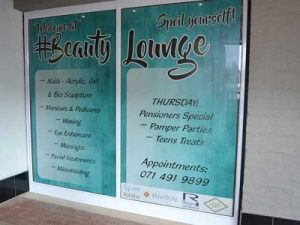 #Beauty Lounge