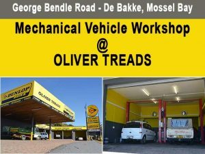 Mechanical Vehicle Workshop in Mossel Bay