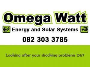 New Landline Telephone Number for Omega Watt in Mossel Bay