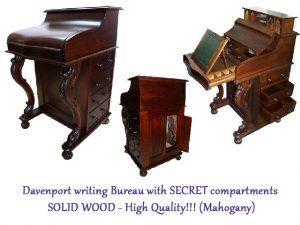 High Quality Solid Wood Classic Furniture Available in South Africa