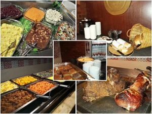 Buffet and Carvery Specials at Restaurant in George