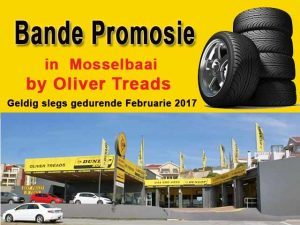 Bande Promosie in Mosselbaai by Oliver Treads