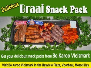 Braai Snack Packs from Butchery in Mossel Bay