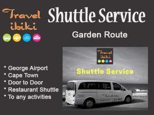 Shuttle Service in Mossel Bay Garden Route