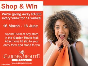 Garden Route Mall Shop and Win 2017