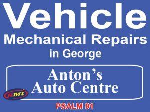 Vehicle Mechanical Repairs in George