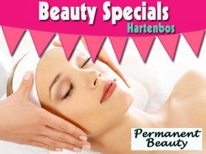 April Beauty Specials in Hartenbos