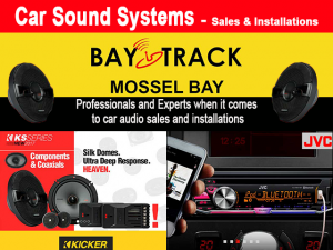 Car Audio Sales and Installations in Mossel Bay