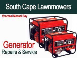 Generator Repairs and Sales in Mossel Bay