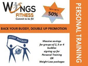 Discount on Personal Training in Mossel Bay