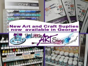 New Products at Art and Craft Shop in George